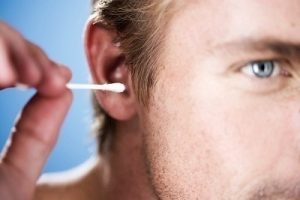 how to clear ear wax fast